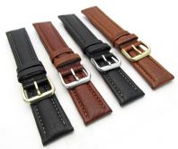 CONDOR Extra Long Padded Calf Leather Watch Strap 062L 18mm 20mm 22mm 24mm